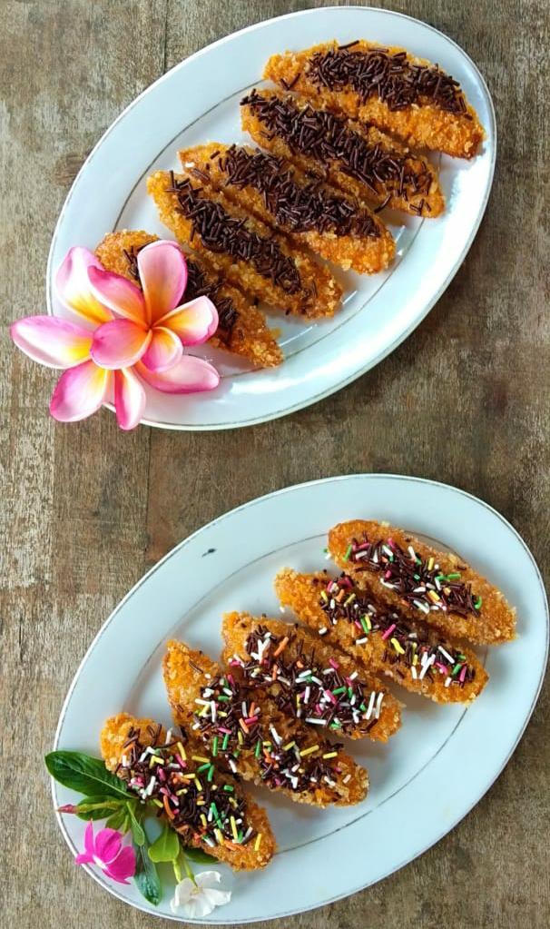 Snack di Villa Sunrise Malang