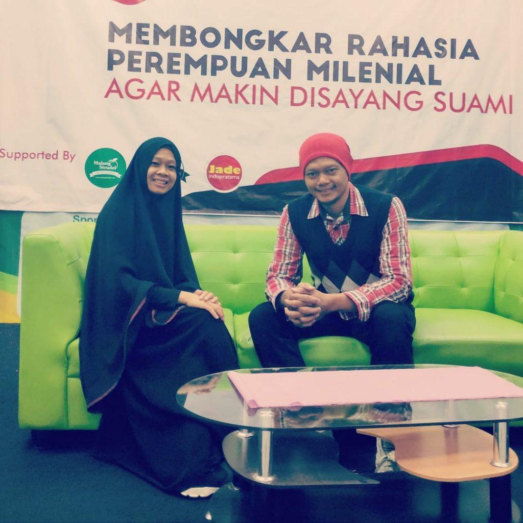Seminar parenting, Pacaran halal setelah menikah
