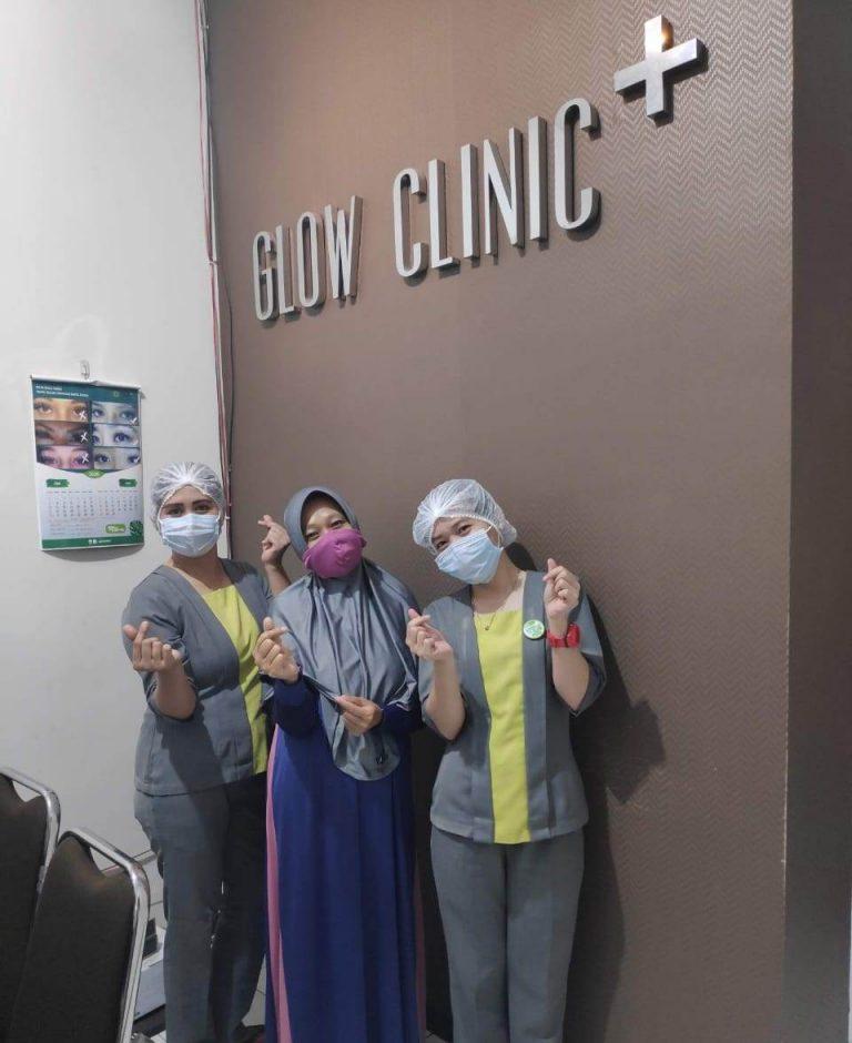Perawatan di Glow Aesthetic Clinic