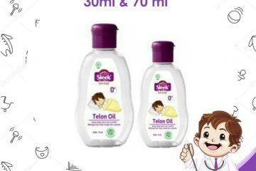 Telon Oil Dari Sleek Baby yang Memiliki Banyak Manfaat