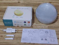 Tidur Berkualitas dengan BARDI Smart Wake Up Light